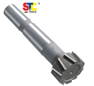 High Speed Steel Taper Shank T-Slot Cutter pictures & photos