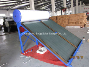 300L Flat Solar Collector System pictures & photos