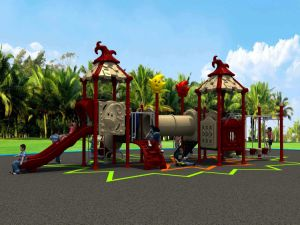 Newest Design Outdoor Playground pictures & photos