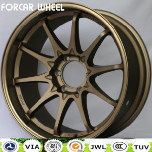 Auto Forged Aluminum Replica Advan Alloy Wheel Rims pictures & photos
