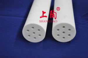 C799 Al2O3 Alumina Ceramic Tube for Furnace Processing pictures & photos