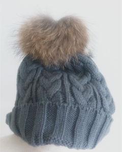 Natural Fur Hat Natural Fur Hat Es1503-29 pictures & photos