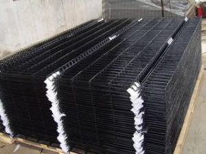 PVC or Galvanized Coated Fence Panel (SL70)