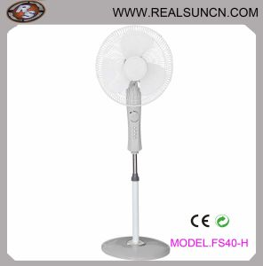 New Model Stand Fan with Round Base pictures & photos