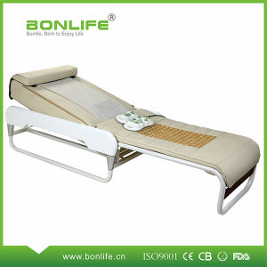 Thermal Jade Massage Bed with Foldable Jade Handled Massager pictures & photos