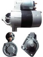 Auto Starter ( D7E33 0.7kw/12V 9t Cw FOR Ford) pictures & photos