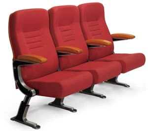 Popular Furniture Auditorium Theatre Seating Cinema Chair