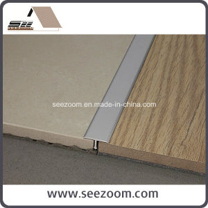 China Silver T Floor Aluminum Aluminium Tile Edge Trim