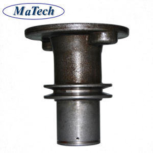 Metal Foundry Custom Alloy Steel Casting Flange Cover pictures & photos