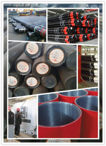Hot Rolled Gcr15 Round Steel Bar