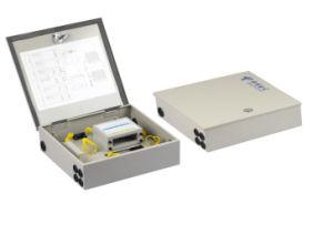 FTTH 24 Cores Fiber Optic Termination Box (AS-ODF-FDB-24B) pictures & photos
