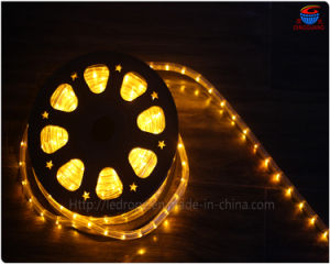 24V 150f LED Rope Holiday Light for Christmas