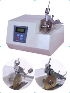 Dq-150 Metallographical Low Speed Precision Cutting Machine pictures & photos