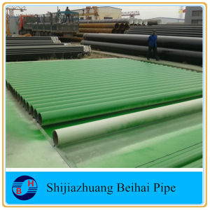 API 5L X45 Carbon Steel Three Layer Coating Smls Pipe pictures & photos
