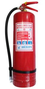 12kg DCP Dry Powder Fire Extinguisher, ABC Dry Powder Fire Extinguisher pictures & photos
