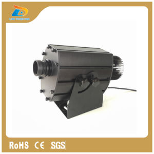 Outdoor Projector Changing Picture 80W Use in 30 Meters Max 12m Diameter pictures & photos