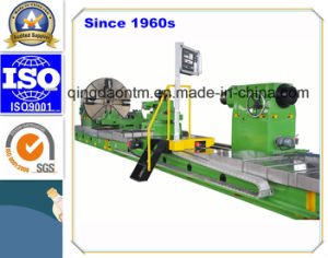 CNC Turning and Grinding Lathe Machine with CE Certification pictures & photos