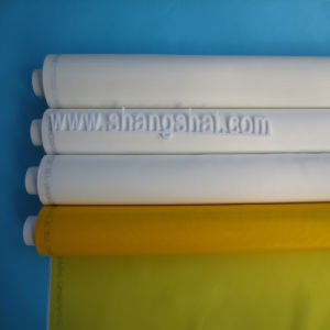 White and Yellow Polyester Printing Mesh (SS-PET)