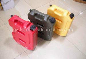 Colour Plastic Jerry Can 10L