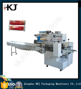 Automatic Pillow Type Packaging Machine for Biscuit, Cookies pictures & photos