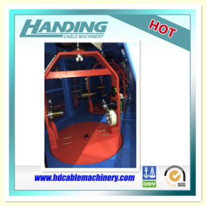 1250mm New Type Aluminum Wire Twisting Machine pictures & photos