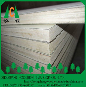 18mm Colorful Glossy Laminated Fireproof HPL Plywood pictures & photos