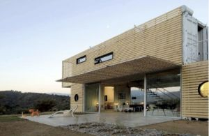 Extended Modified Living Office Container House pictures & photos