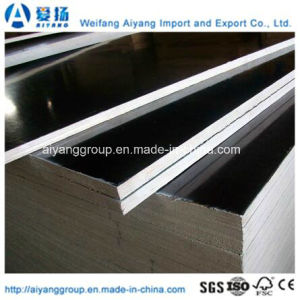 2mm-18mm Black Film Faced Plywood with Good Quality pictures & photos