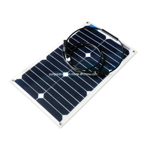 Sunpower Flexible Solar Panel 20W for Sale