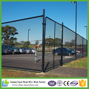 Security Chain Link Fence / Chainmesh / Chain Mesh / Chain Wire Fence pictures & photos