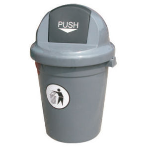 110L Plastic Waste Dustbin pictures & photos