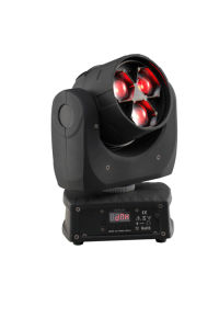 3X15W Beam Zoom LED 4 in 1 Moving Head Light pictures & photos
