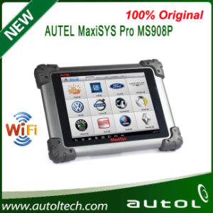 2015 Original Autel maxisys Pro MS908P Universal scanner for diagnostics + J-2534 ECU reprogramming pictures & photos