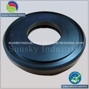 Custom Precision CNC Turning Parts Cover Canister pictures & photos