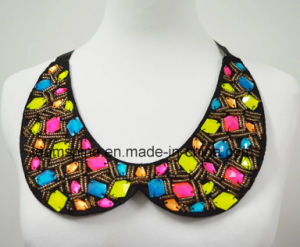 2014 Newest Embellishment Beaded Neckline, Garment Acceory, Necklace pictures & photos