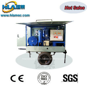 Vpm-200 Consistent Operation Vacuum Transformer Oil Purifier Device pictures & photos