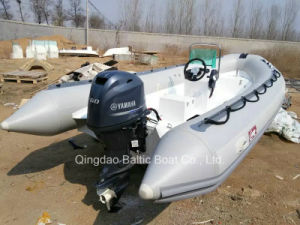 Inflatable Boat Yacht for Sale Suppliers in China 470 Ce