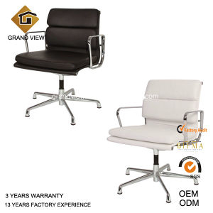 Swivel Leather Office Computer Chair (GV-EA208) pictures & photos