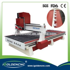 1325 4 Axis DSP Control Atc CNC Router Machine