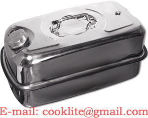 Stainless Steel Drum / Stainless Steel Barrel / Stainless Steel Jerry Can (10L) pictures & photos