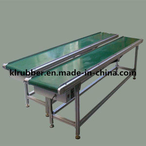Light Duty PVC Conveyor Belts for Food Processing Industry pictures & photos