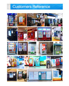 Zoomgu Brand Cold Drink Vending Machine pictures & photos