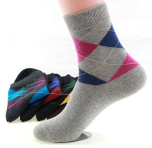 High Quality Man Socks pictures & photos