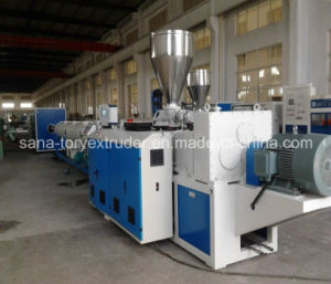 16-63mm Plastic PVC Pipe Extruder Machinery pictures & photos