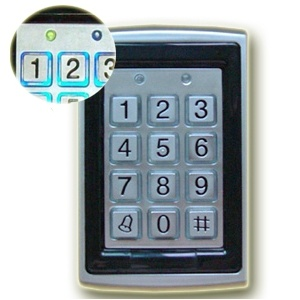 Single Door Access Controller with Noctilucence Function pictures & photos