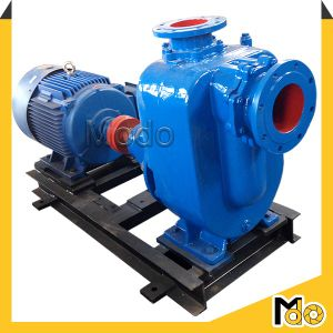 Centrifugal Horizontal Vacuum Priming Dirty Water Pump pictures & photos