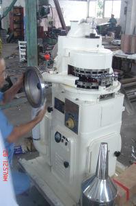 Organic Pigment Powder Compress Machine Zp15 17 19 pictures & photos
