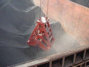 Radio Remote Control Coal Grab with BV pictures & photos