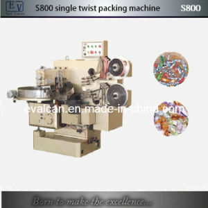 Single Twist Candy Packing Machine (S800) pictures & photos