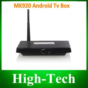Cheapest Android TV Box Mk920 Quad Core Android4.2.2 2g 8g Flash Converter Box Android TV Box 4.2